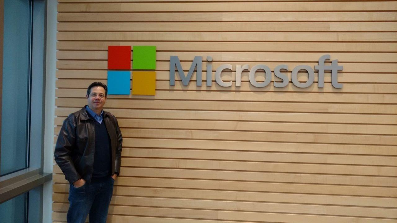 Pedro Paulo Cunha - Evento EBC Microsoft